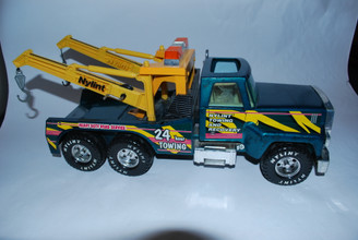 Nylint Towing and Recovery Pressed Steel Truck