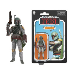 Star Wars Vintage Collection ROTJ Boba Fett Action Figure