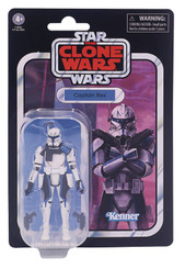 Star Wars Vintage Collection Captain Rex Action Figure