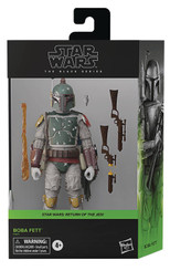 Star Wars Black Series Boba Fett Deluxe 6-Inch Action Figure