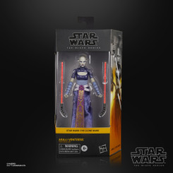 Star Wars Black Series 6-Inch Asajj Ventress Action Figure