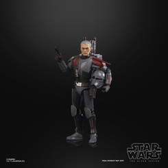 Star Wars Black Series 6-Inch Bad Batch Crosshair Action Figure