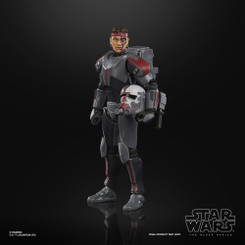 Star Wars Black Series 6-Inch Bad Batch Hunter Action Figure