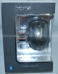 iHome Wireless Optical Netbook Mouse