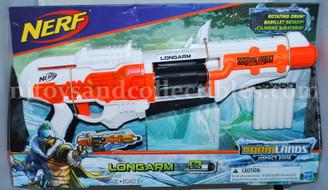 Nerf Doom Zone Longarm Elite Blaster