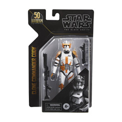 Star Wars Archive Series Commander Cody 6-Inch Action Figure
