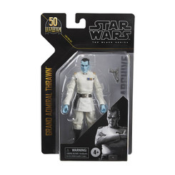 Star Wars Archive Series Admiral Thrawn 6-Inch Action Figure