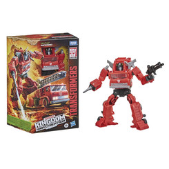 Transformers Gen WFCK Inferno Voyager Action Figure
