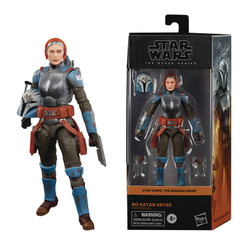 Star Wars Black Series Bo Katan Kyrze 6-Inch Action Figure