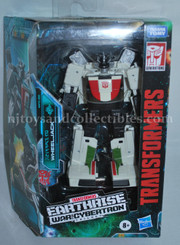 Transformers War for Cybertron: Earthrise Deluxe - Wheeljack Figure