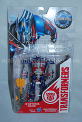 Transformers Exclusive Optimus Prime Figure