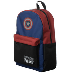 Marvel Color Block Print Backpack