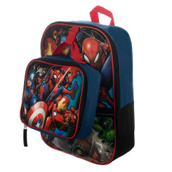 Marvel Universe 5 PC Backpack Set  **Limited Edition**
