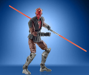 Star Wars  Vintage Collection Clone Wars Darth Maul Action Figure