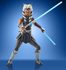 Star Wars  Vintage Collection Clone Wars Ahsoka Tano Action Figure