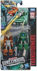 Transformers Generations War for Cybertron Micromaster WFC-E4 Military Patrol
