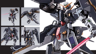 Gundam Metal Build: Dynames Repair III Bandai Spirits Figure