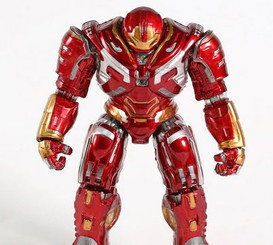Marvel Avengers Hulkbuster 7-Inch Action Figure, Loose