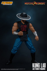 Mortal Kombat Storm Collectibles Kung Lao Premium Action Figure