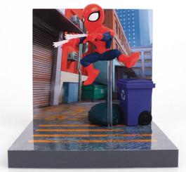 Marvel SpiderMan Figural Diorama