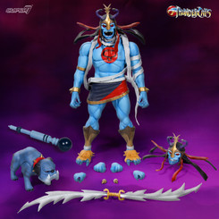 Thundercats Ultimate Mumm-Ra Premium Action Figure