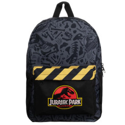 Jurassic Park Poly Mixblock Backpack