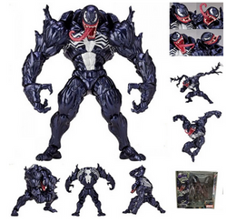 Marvel Revoltech Venom 6-Inch Action Figure