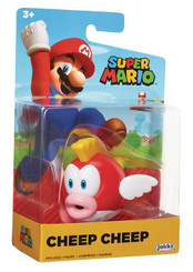 World of Nintendo Cheep Cheep 2.5-Inch Action Figure