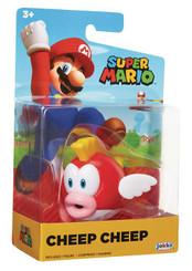World of Nintendo Cheep Cheep 2.5-Inch Action Figure