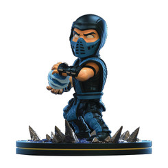 Mortal Kombat Sub-Zero Q-Fig Figure