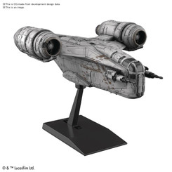 Star Wars Mandalorian Razor Crest Model Kit
