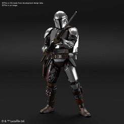 Star Wars The Mandalorian Beskar Armor Coating Model Kit