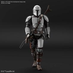Star Wars The Mandalorian Bandai Model Kit