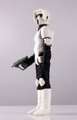 Star Wars Gentle Giant Imperial Biker Scout Jumbo Action Figure