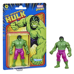 Marvel Retro Collection Hulk 3.75-Inch Action Figure