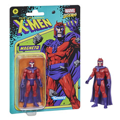 Marvel Retro Collection Magneto 3.75-Inch Action Figure