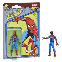Marvel Retro Collection Spiderman 3.75-Inch Action Figure