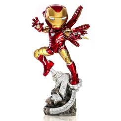 Marvel Iron Studios Iron Man MiniCo Premium Statue