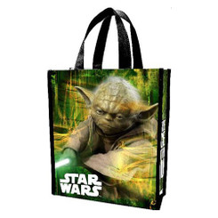 Star Wars Tote: Yoda Small Shopping Tote