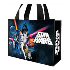 Star Wars Tote: 'A New Hope' Large Shopping Tote