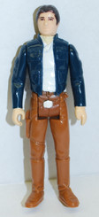 Star Wars Vintage Loose Han Solo Bespin Action Figure, NOT MINT