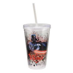 Star Wars Darth Vader 18 oz. Acrylic Travel Cup