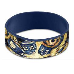 Doctor Who Wristband: Exploding TARDIS