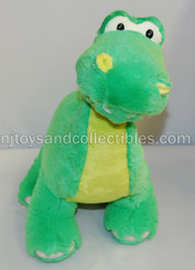 Crusher the Apatosaurus 15-Inch Plush Dinosaur