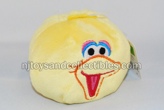 Sesame Street Beanbag : Big Bird Plush