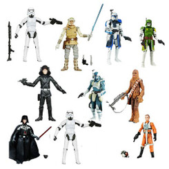 Star Wars Black Series 3.75-Inch Action Figures Wave 7 Case