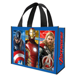 Marvel Avengers 2: Age Of Ultron Movie Large Recycled Shopper Tote