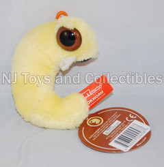 Giant Microbes Bookworm Cell Plush Keychain