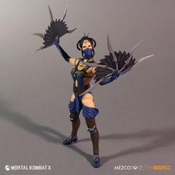 Mortal Kombat X: Kitana 6-Inch Action Figure