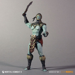 Mortal Kombat X: Kahn 6-Inch Action Figure